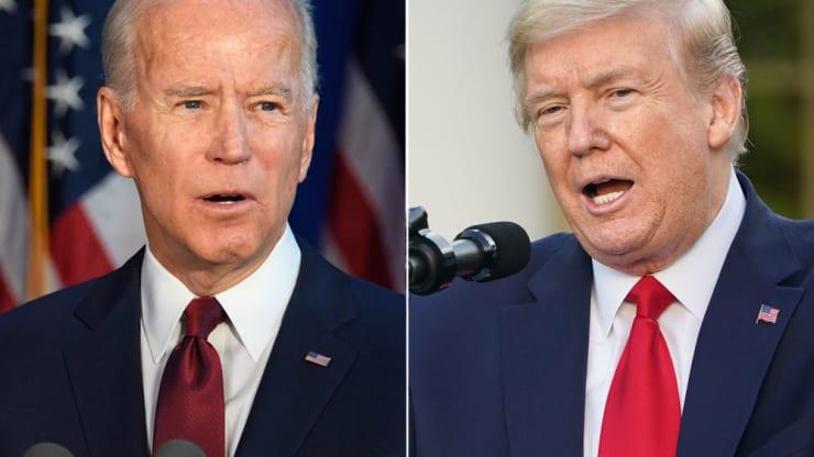 Cuộc tranh luận Trump-Biden tiếp theo bị hủy - Ảnh 1.