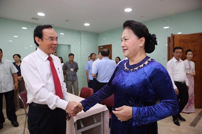 Ông Nguyễn Văn Nên được giới thiệu bầu làm Bí thư TP HCM - Ảnh 1.