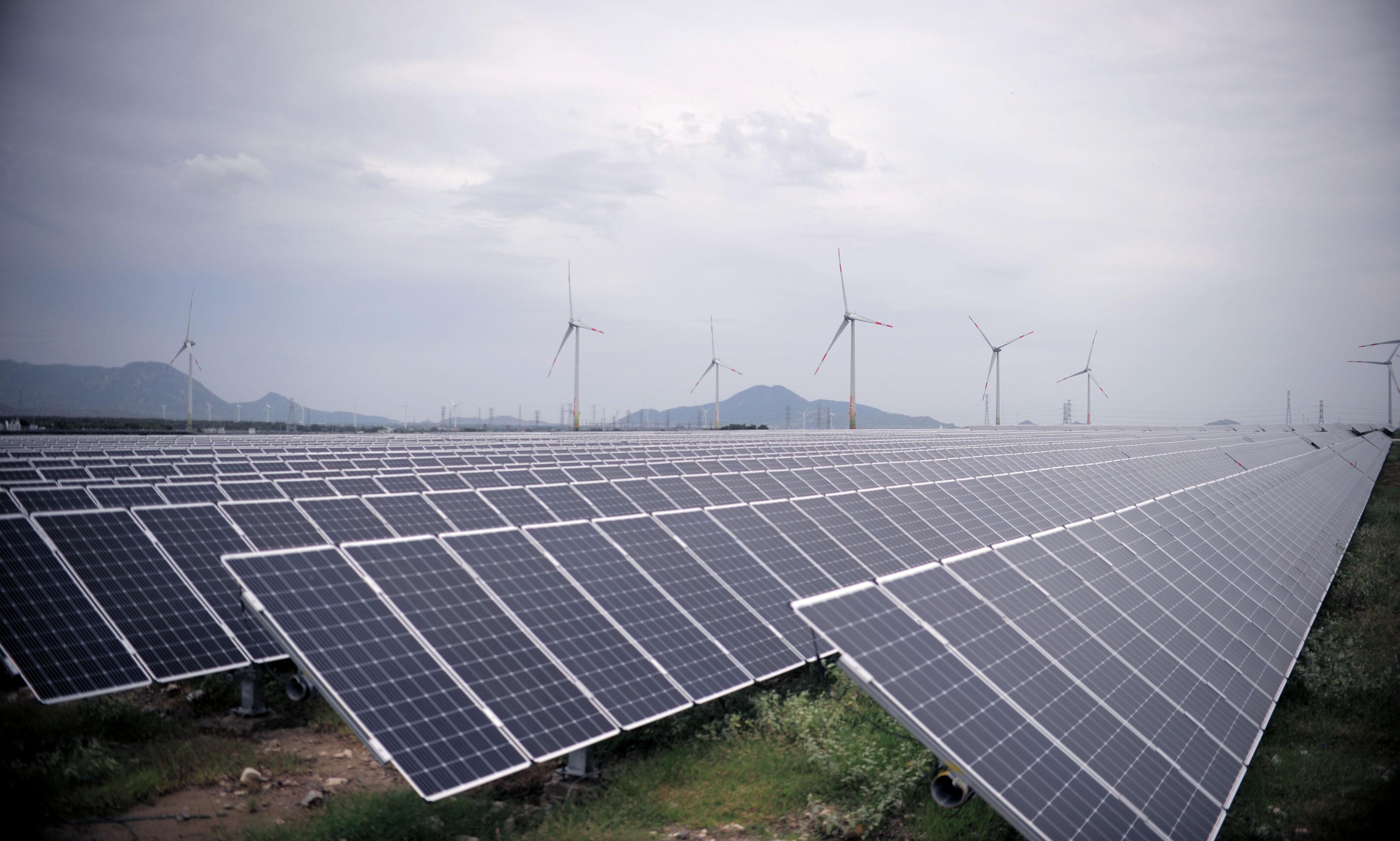Ninh Thuận sẽ trở thành trung tâm năng lượng tái tạo của nước - Ảnh 1.