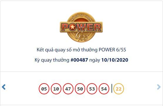 Kết quả Vietlott tuần qua (5/10 - 11/10): Jackpot giá trị hơn 3,9 tỉ đồng đã tìm thấy chủ trong tuần - Ảnh 1.