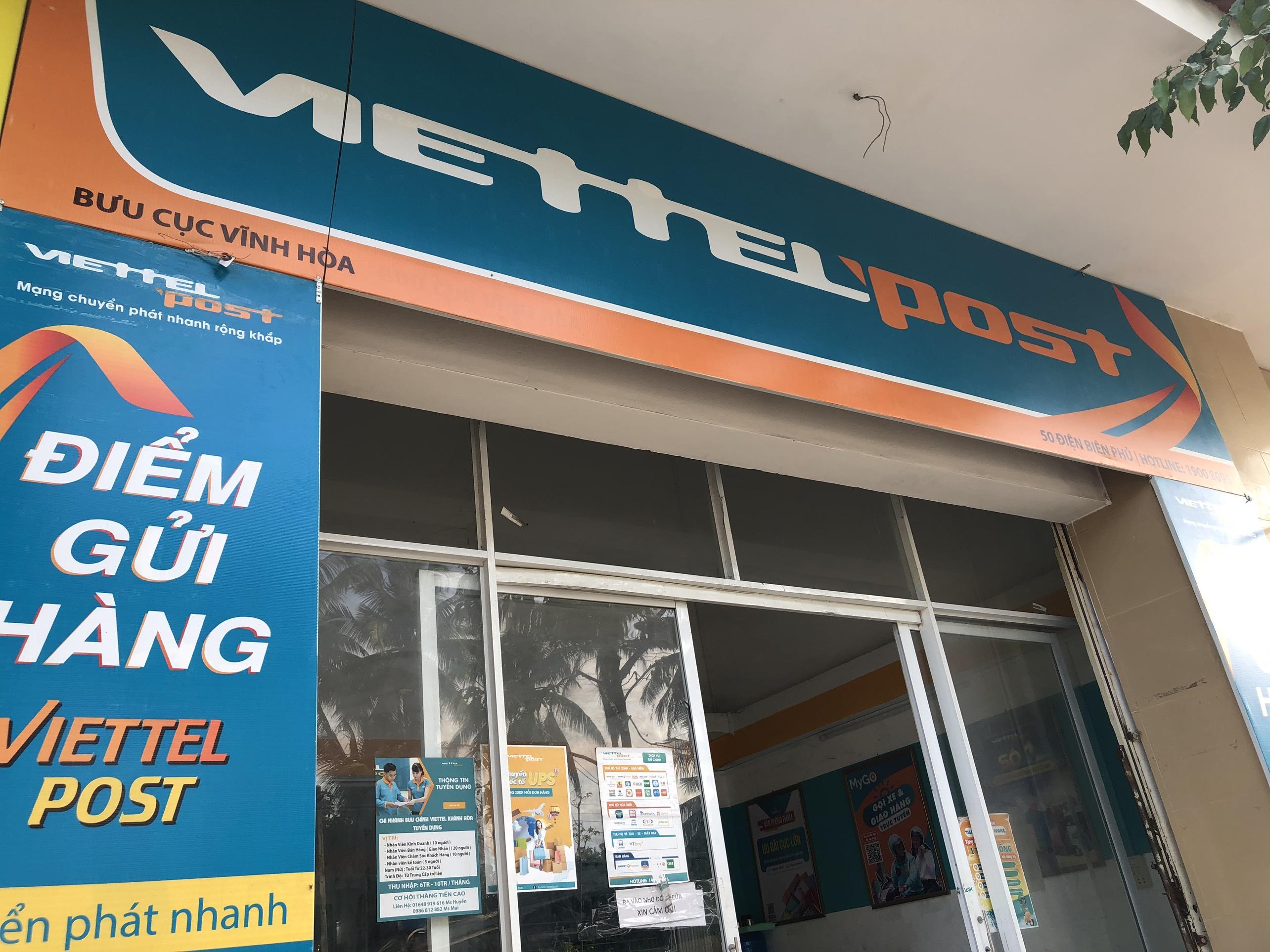 Viettel đấu giá gần 5 triệu cổ phần Viettel Post với giá khởi điểm 104.800 đồng/cp - Ảnh 1.