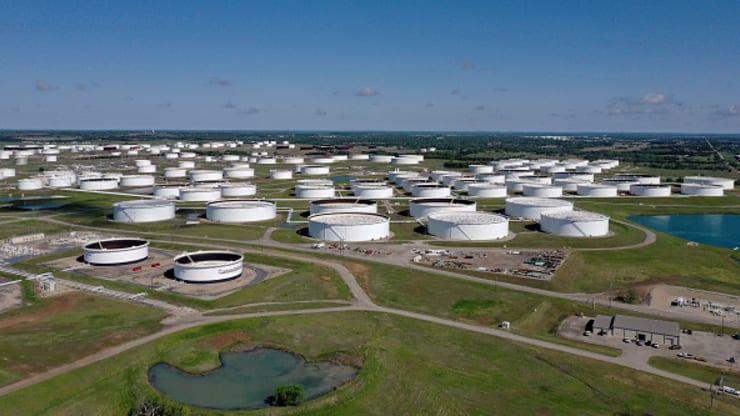 Giá xăng dầu hôm nay 14/10: Dầu tăng trở lại trong nỗi lo về nhu cầu  - Ảnh 1.