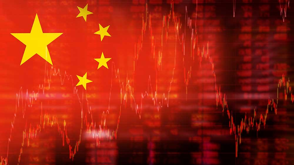 Vốn hóa chứng khoán Trung Quốc lần đầu vượt 10.000 tỉ USD kể từ 2015 - Ảnh 1.