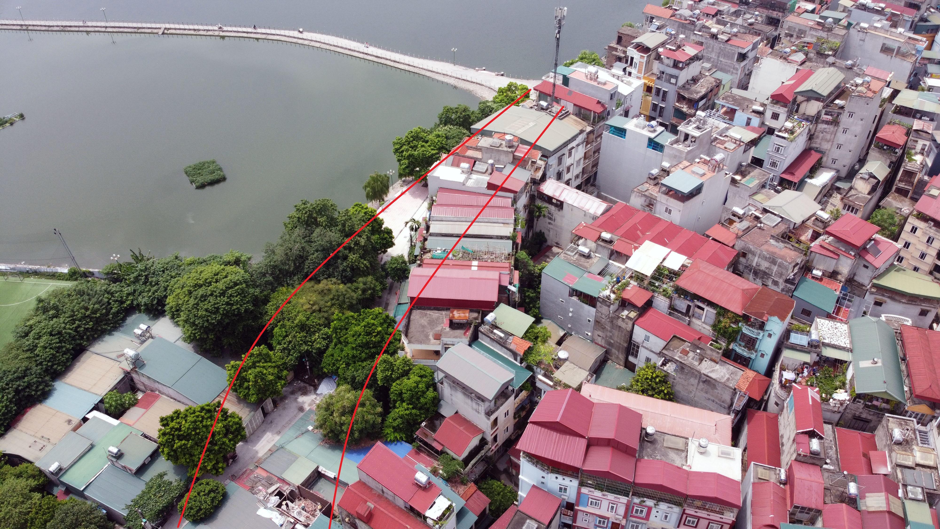 Ba đường sẽ mở theo qui hoạch ở phường Khương Trung, Thanh Xuân, Hà Nội - Ảnh 12.