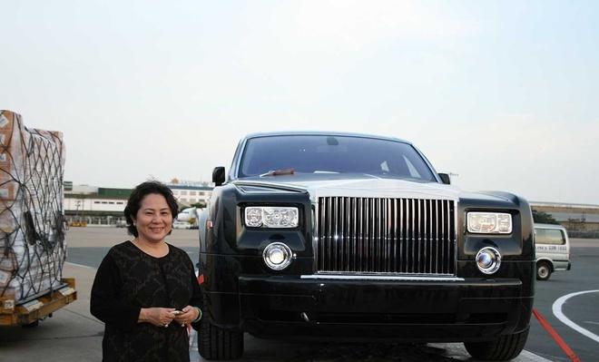 """Những chiếc Rolls - Royce """"xấu số"""" của đại gia Việt - Ảnh 4."""