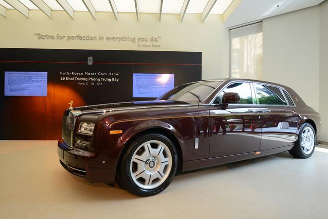 """Những chiếc Rolls - Royce """"xấu số"""" của đại gia Việt - Ảnh 1."""