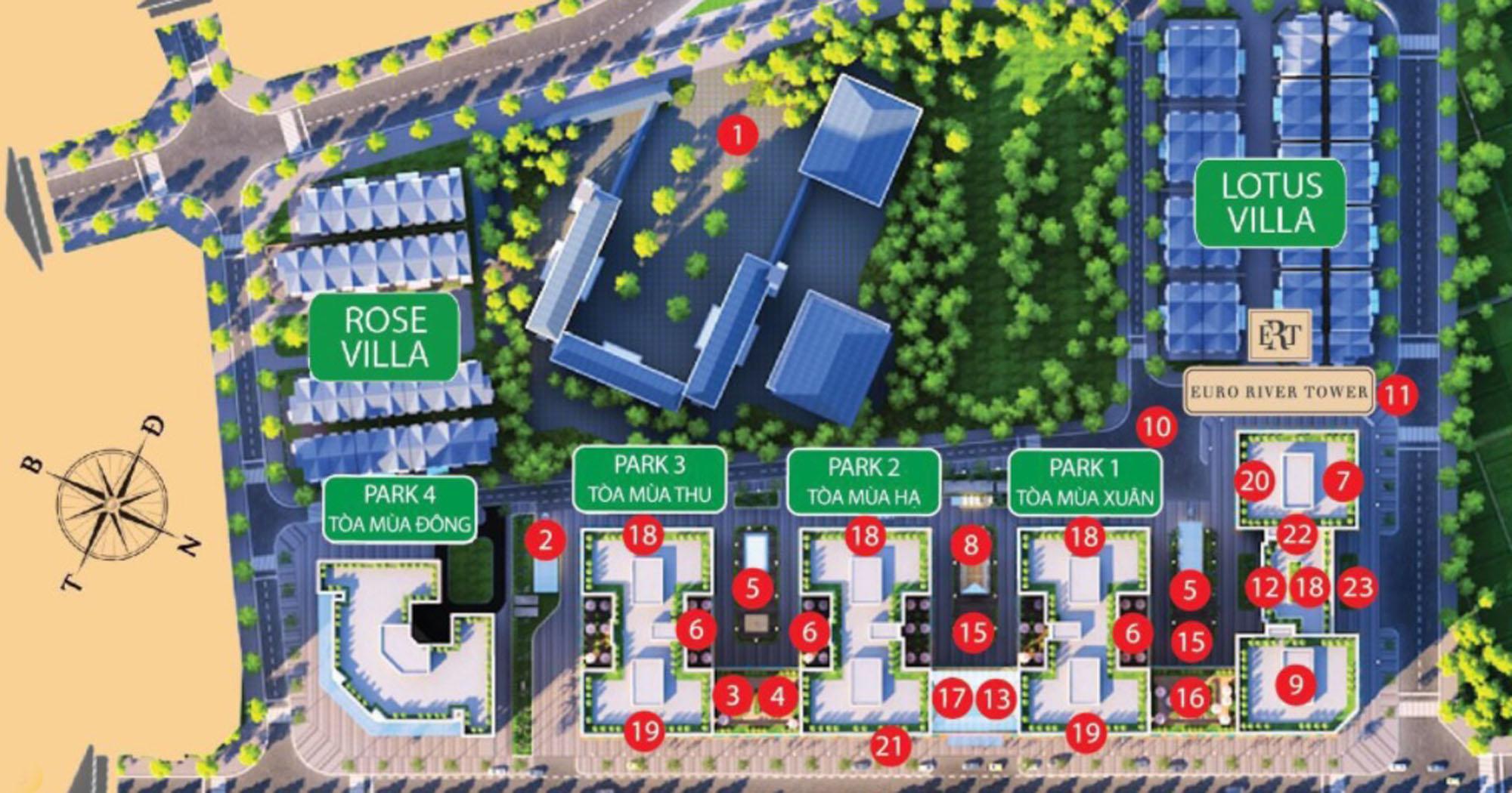 Dự án Eurowindow River Park đang mở bán: Cửa ngõ Đông Bắc Hà Nội, view hai sông lớn - Ảnh 17.