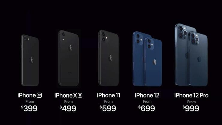 Toan tính của Apple khi nới rộng dải giá bán với dòng điện thoại iPhone 12 - Ảnh 2.
