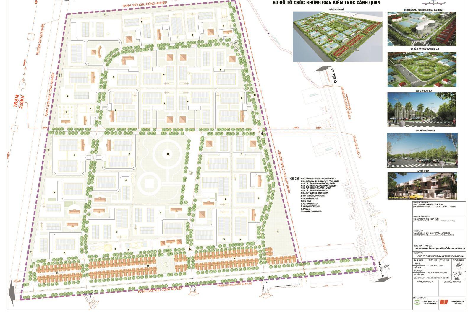 Đưa khu công nghiệp hơn 70 ha tại Kon Tum ra khỏi qui hoạch