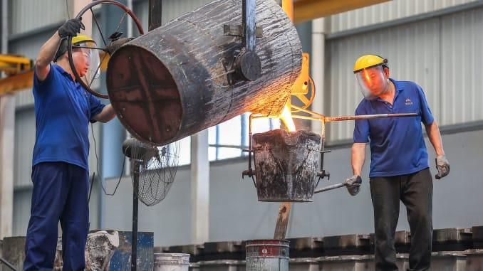 Reuters: Kinh tế Trung Quốc hồi phục mạnh hơn trong quí 3 - Ảnh 1.