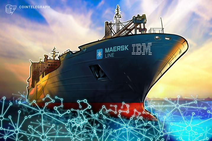 Hai công ty tàu vận tải lớn tham gia nền tảng blockchain vận tải của Maersk và IBM (Nguồn: CoinTelegraph)