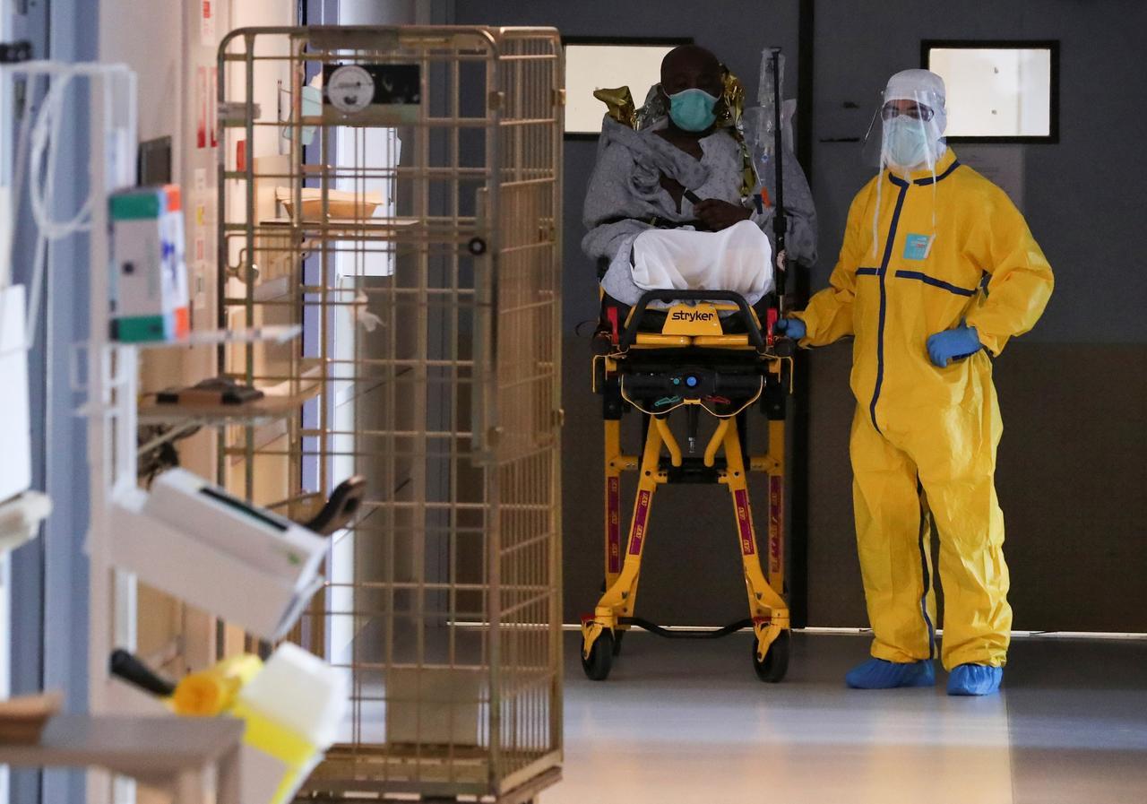 Bỉ ban bố lệnh giới nghiêm và các biện pháp phòng dịch COVID-19 - Ảnh 1.