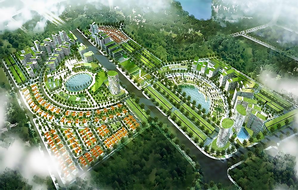 Khu đô thị 4.600 tỉ thu hồi của Petroland đã có chủ đầu tư mới - Ảnh 1.