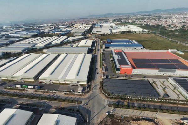 Điều chỉnh qui mô một số khu công nghiệp lớn tại Bắc Ninh