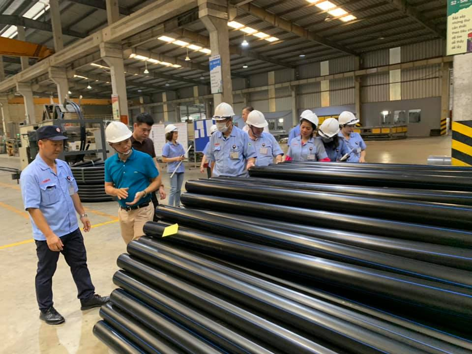Bài học về giảm chi phí lương bằng cơ chế khoán quĩ lương của nhà máy sản xuất bê tông - Ảnh 1.