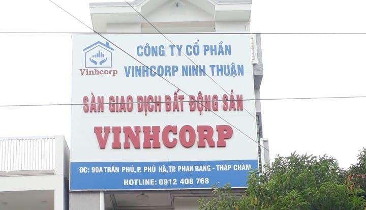 Ninh Thuận tuýt còi doanh nghiệp phân lô bán nền - Ảnh 1.