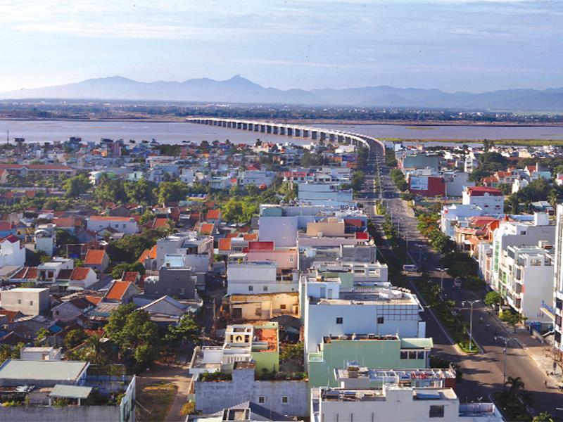 Phú Yên cho phép đầu tư dự án khu nhà ở gần 1.000 tỉ đồng - Ảnh 1.