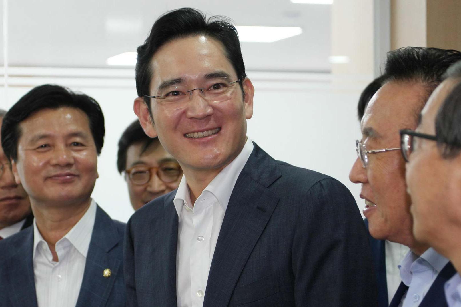 'Thái tử Samsung' - minh chứng cho sự tài năng và khiêm nhường hiếm có