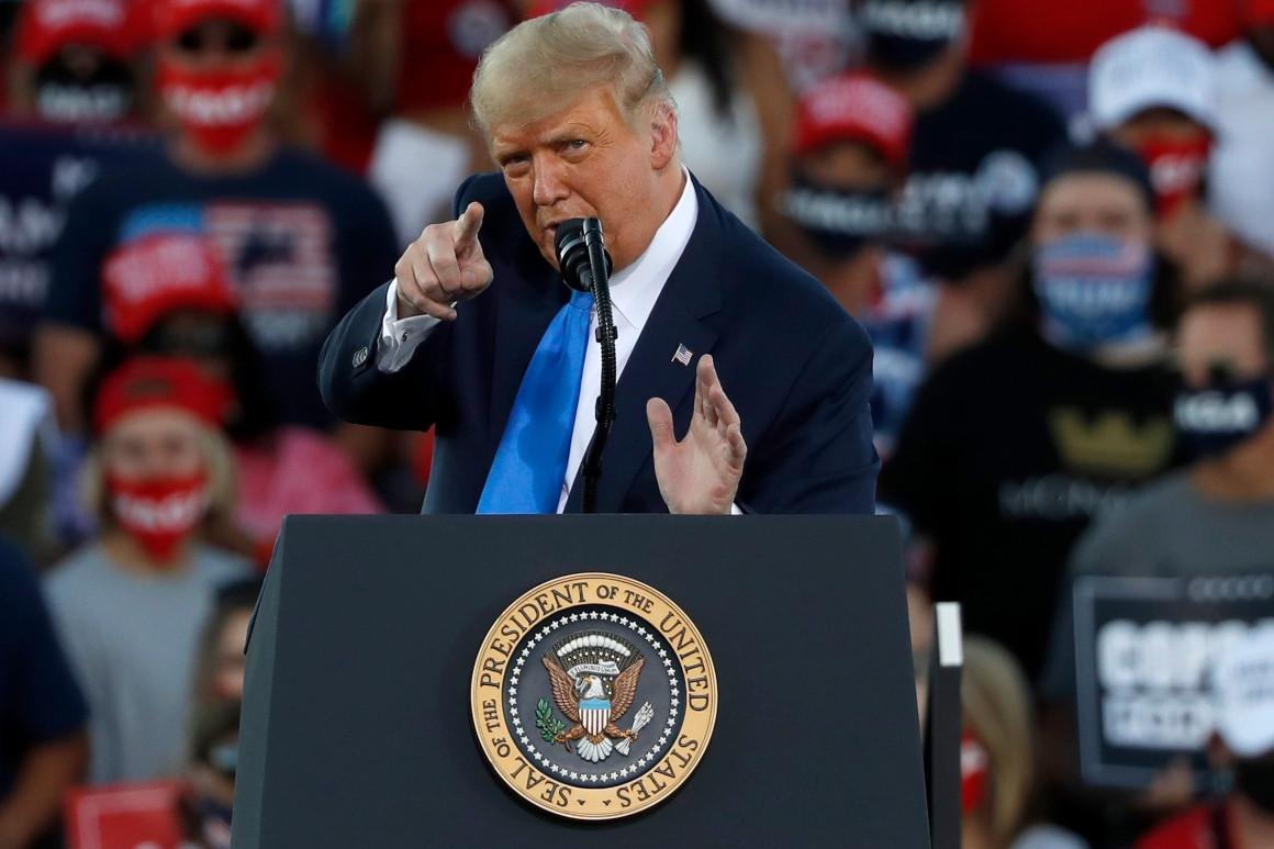 Những ẩn số có thể mang đến chiến thắng bất ngờ cho Tổng thống Trump - Ảnh 1.