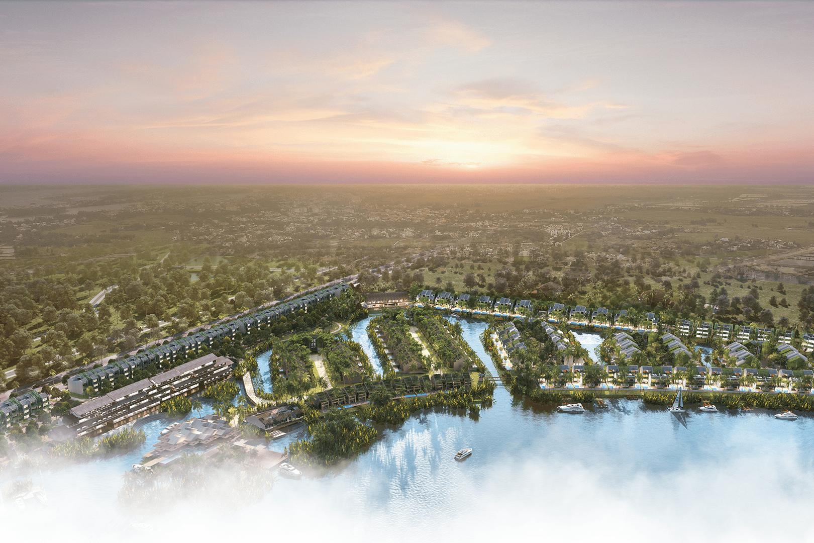 Lãi ròng 9 tháng của Đạt Phương tăng đột biến nhờ bất động sản