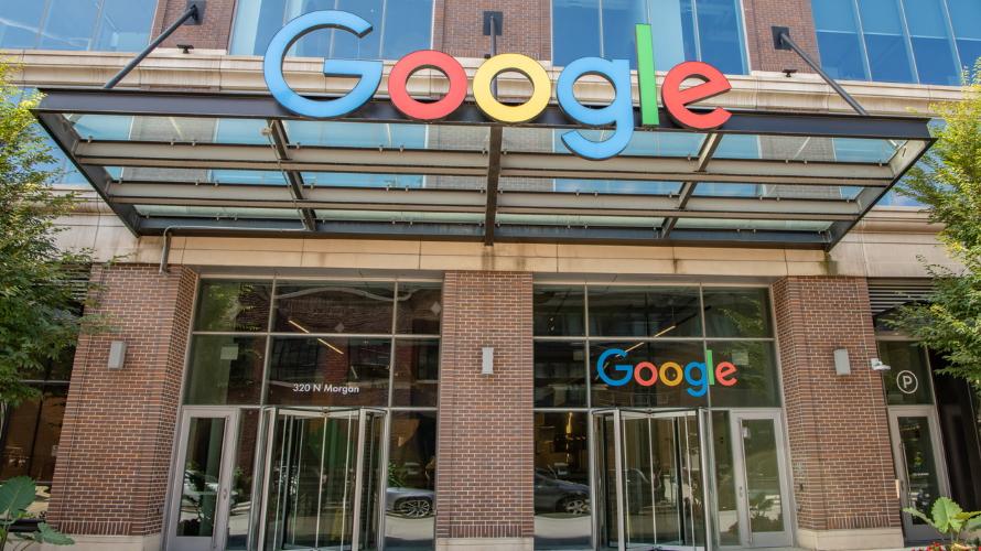 Bộ Tư pháp và 11 bang của Mỹ kiện Google vì độc quyền - Ảnh 1.