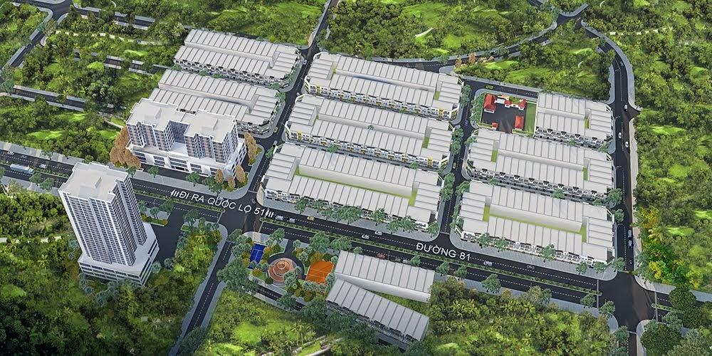 Nhà Bà Rịa - Vũng Tàu báo lãi quí III từ dự án Tây 3/2 và Ecotown Phú Mỹ - Ảnh 1.