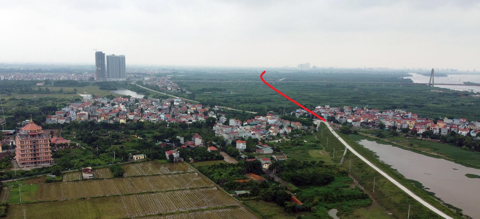 4 đường sẽ mở theo qui hoạch ở xã Vĩnh Ngọc, Đông Anh, Hà Nội - Ảnh 8.