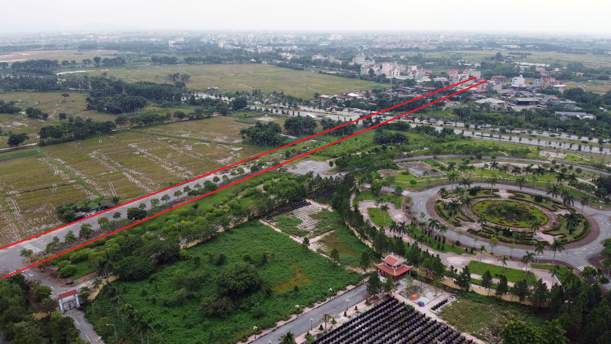 Ba đường sẽ mở theo qui hoạch ở xã Vĩnh Ngọc, Đông Anh, Hà Nội - Ảnh 11.