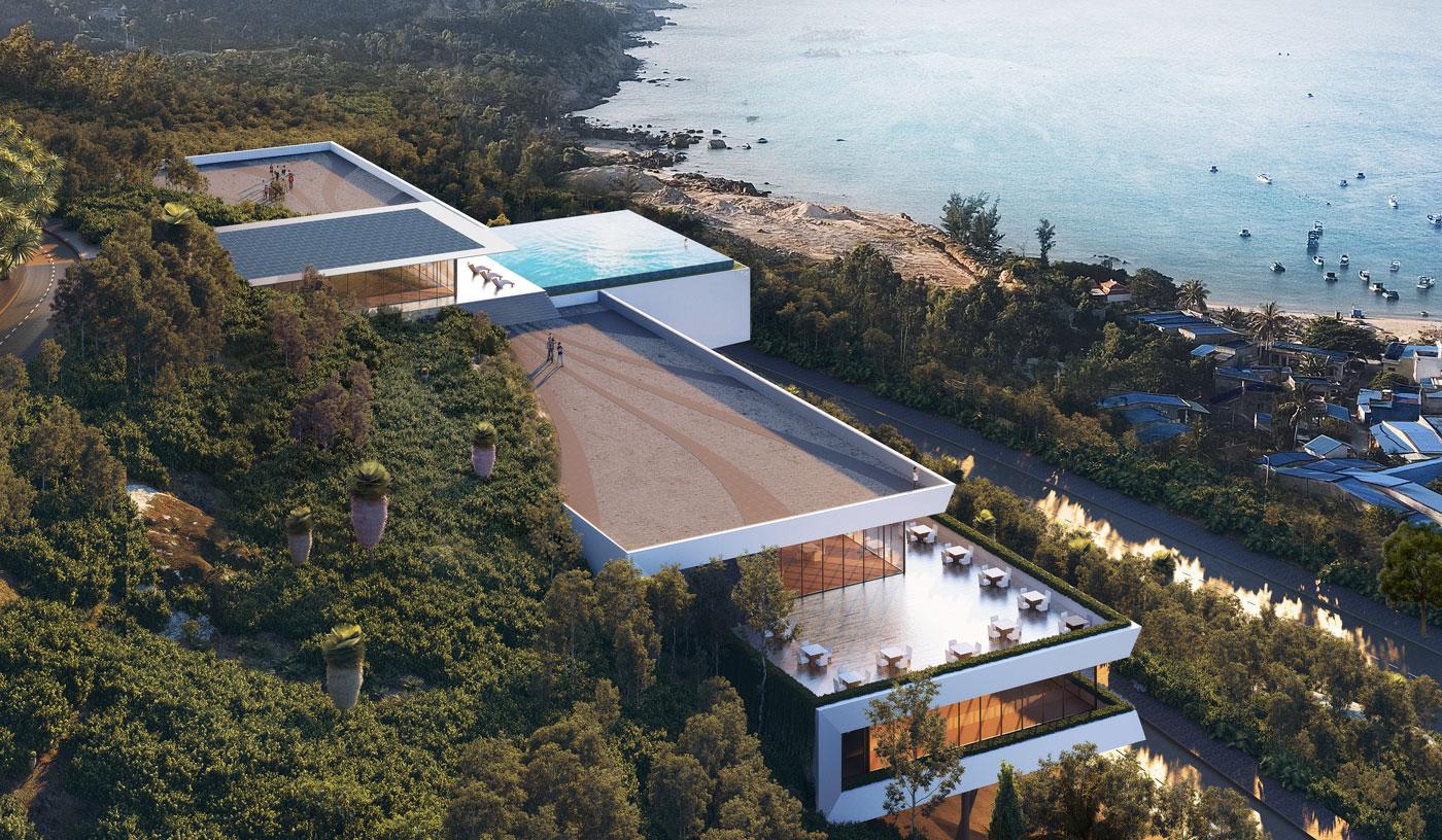 Bamboo Capital khởi công dự án Casa Marina Premium tại Bình Định - Ảnh 1.