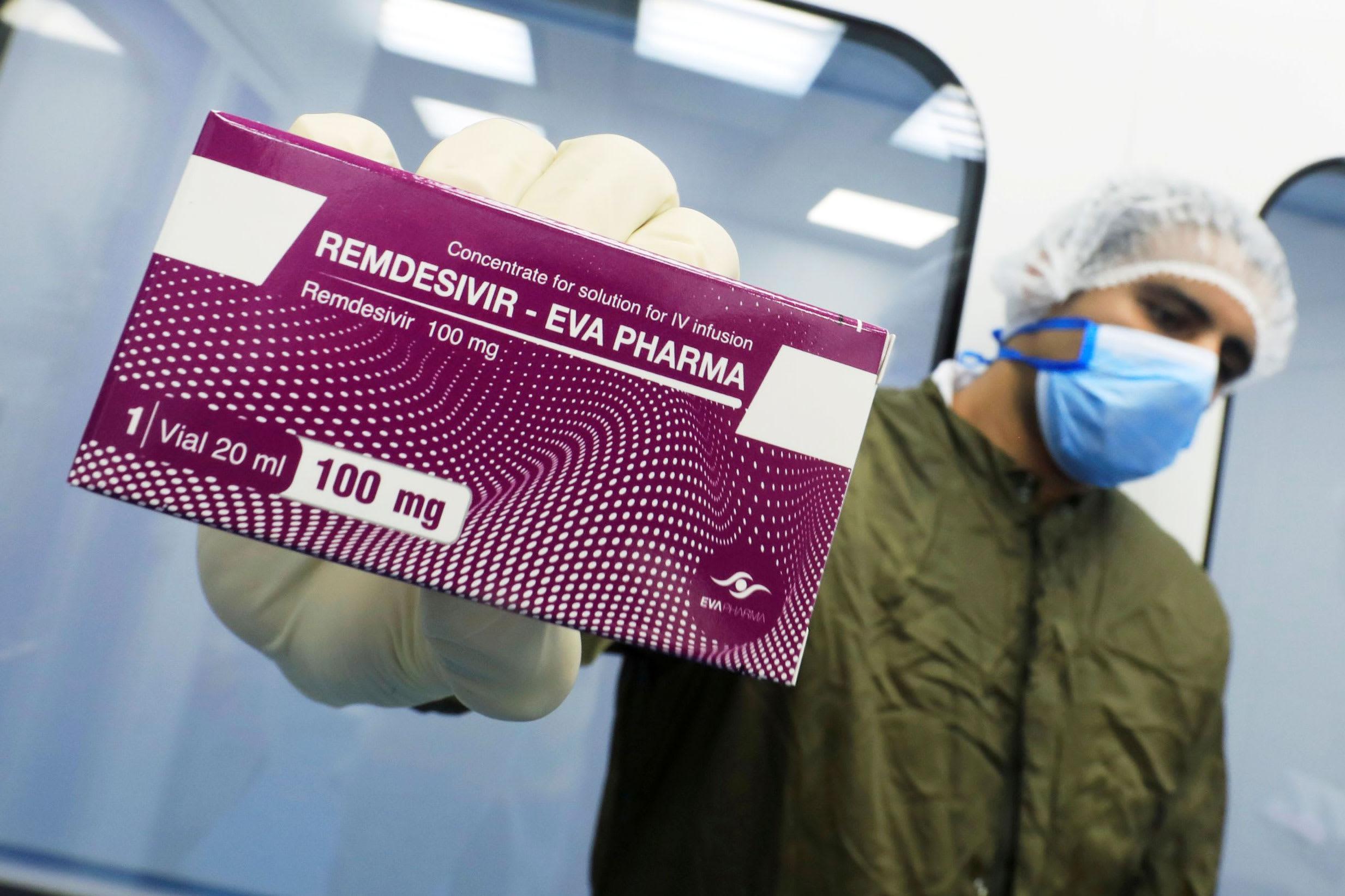 FDA phê duyệt remdesivir là thuốc điều trị COVID-19 - Ảnh 1.