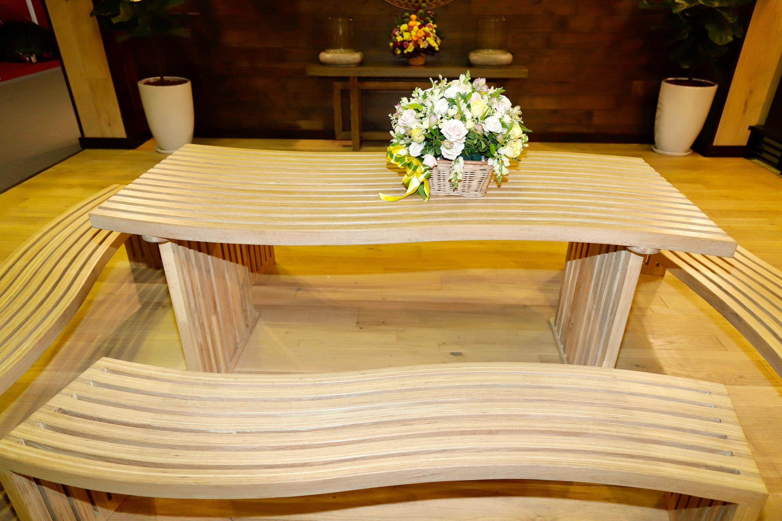 Lợi nhuận doanh nghiệp gỗ ấn tượng - Ảnh 1.