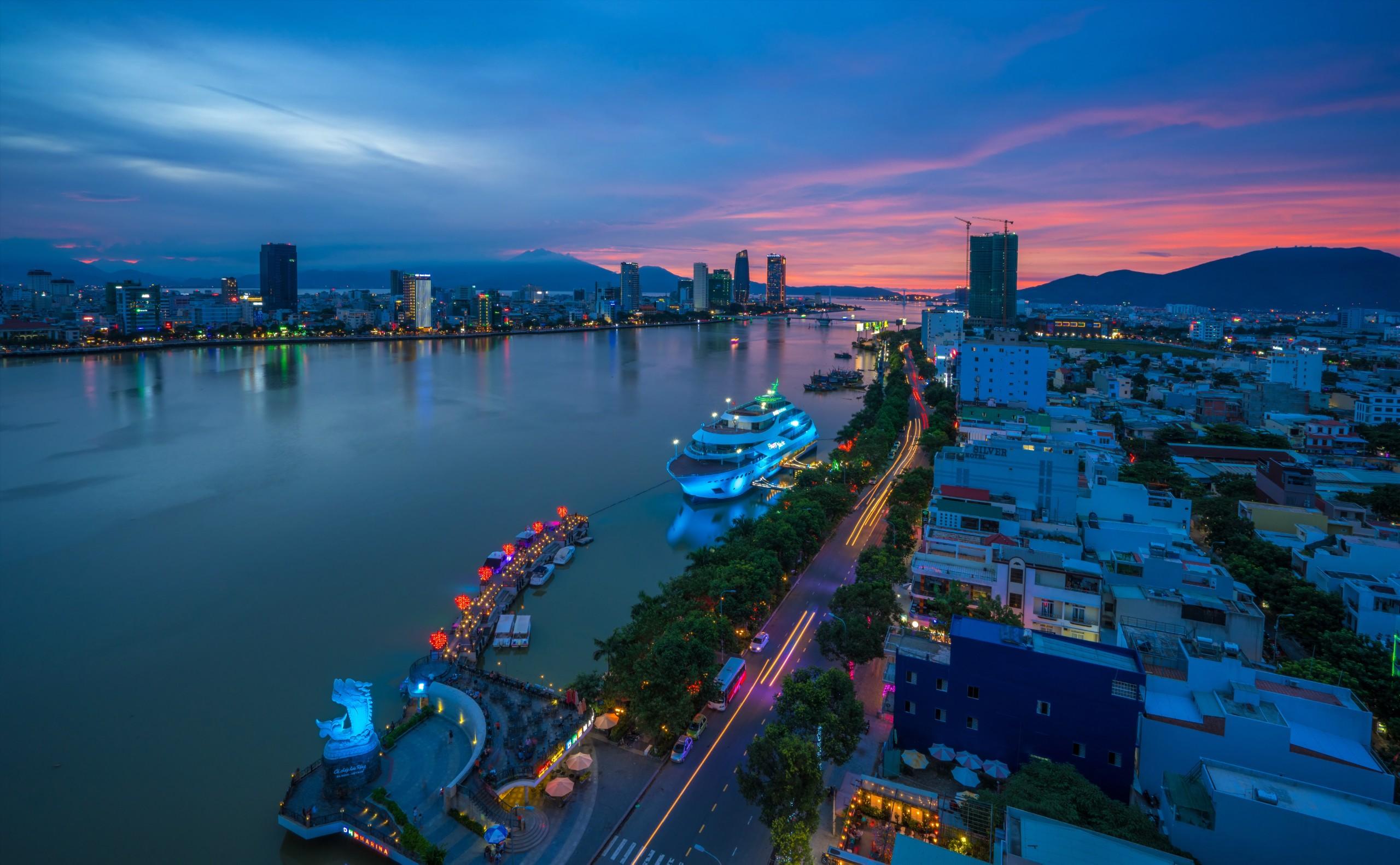 Cận cảnh khu vực ven sông Hàn Đà Nẵng làm phố đi bộ - Ảnh 13.