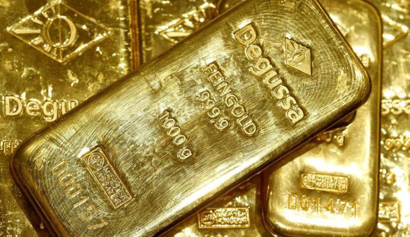 Giá vàng hôm nay 23/10: Vàng miếng SJC giảm nhẹ 70.000 đồng/lượng - Ảnh 1.