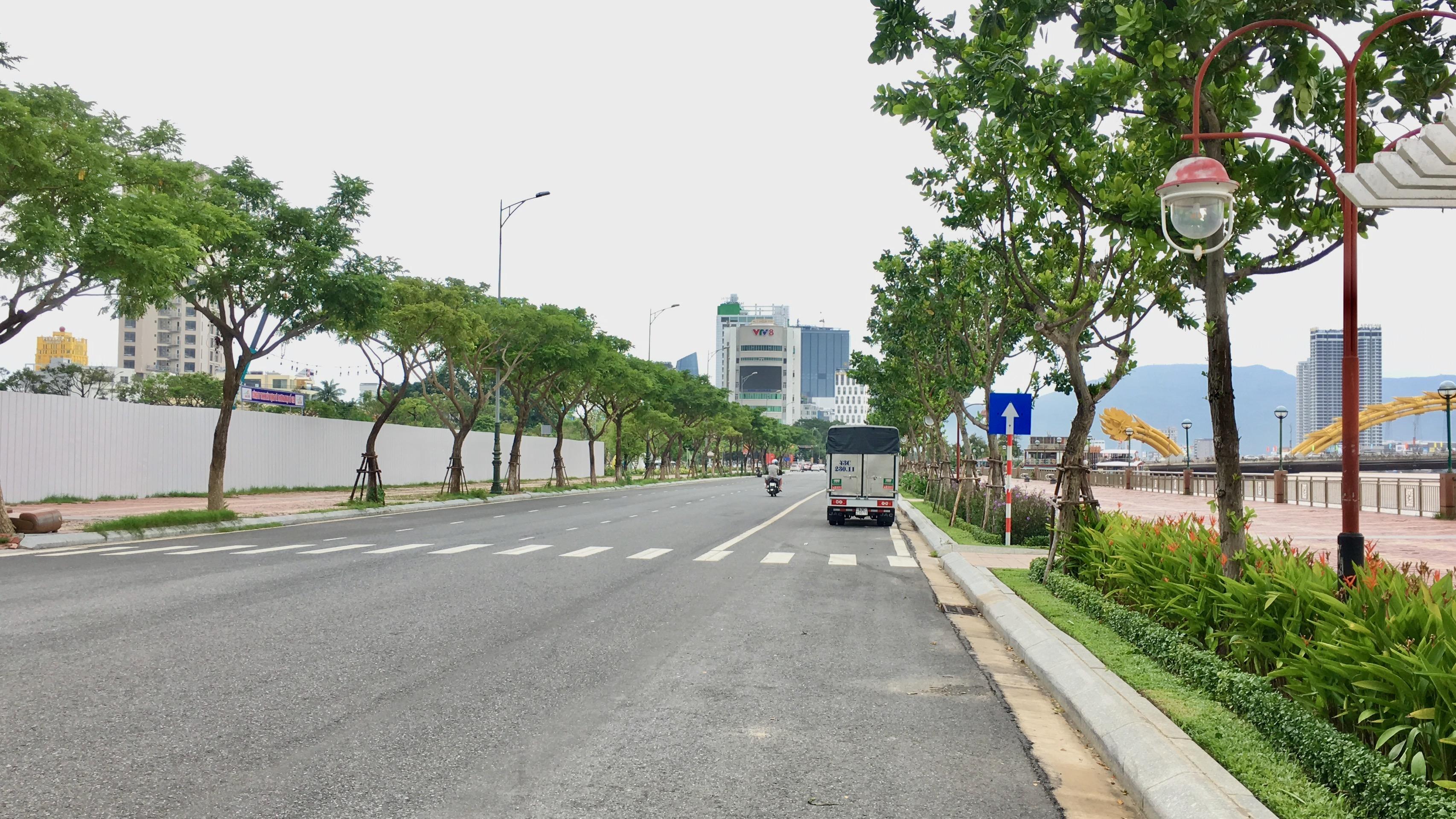 Cận cảnh khu vực ven sông Hàn Đà Nẵng làm phố đi bộ - Ảnh 14.