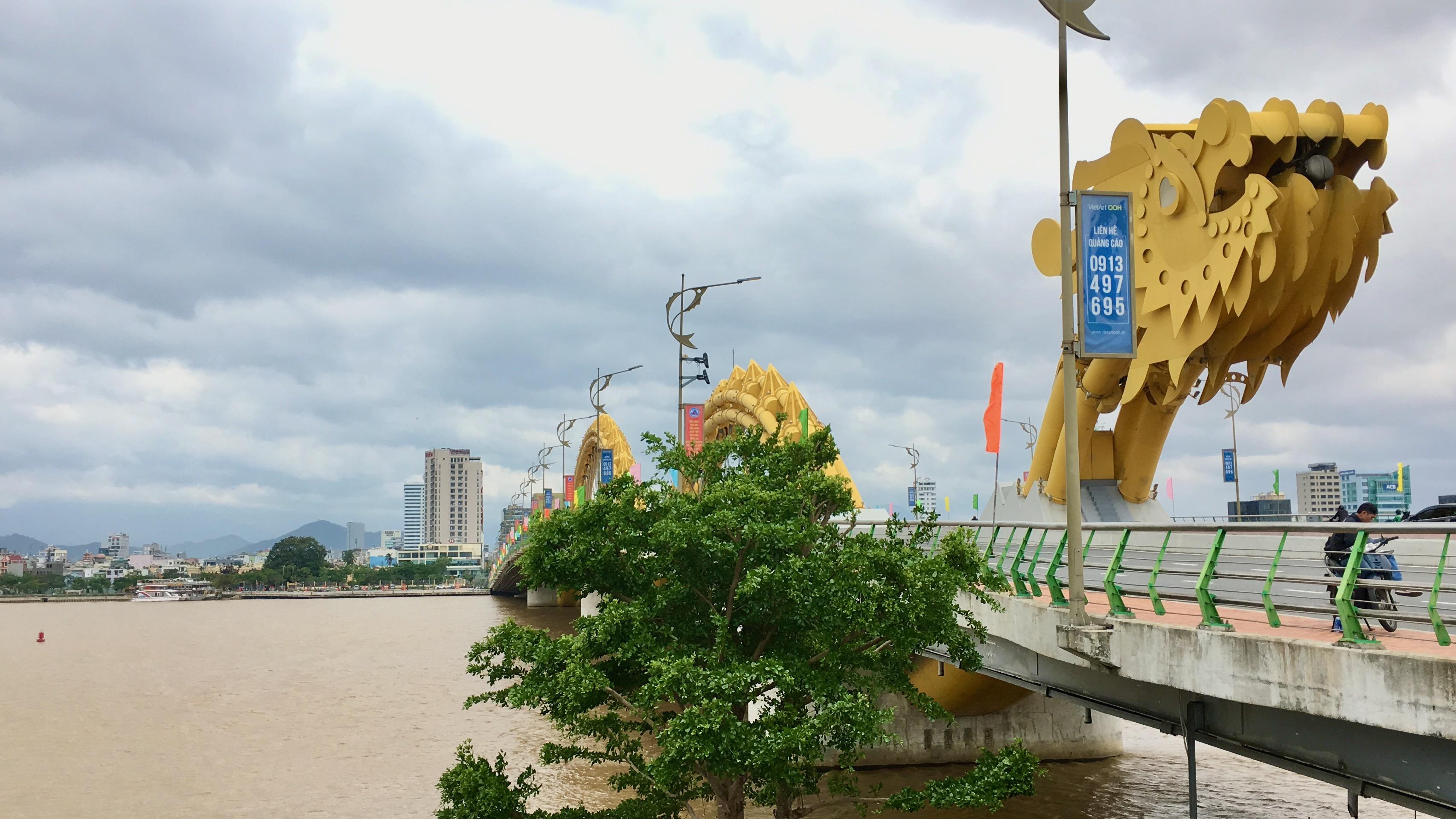 Cận cảnh khu vực ven sông Hàn Đà Nẵng làm phố đi bộ - Ảnh 3.