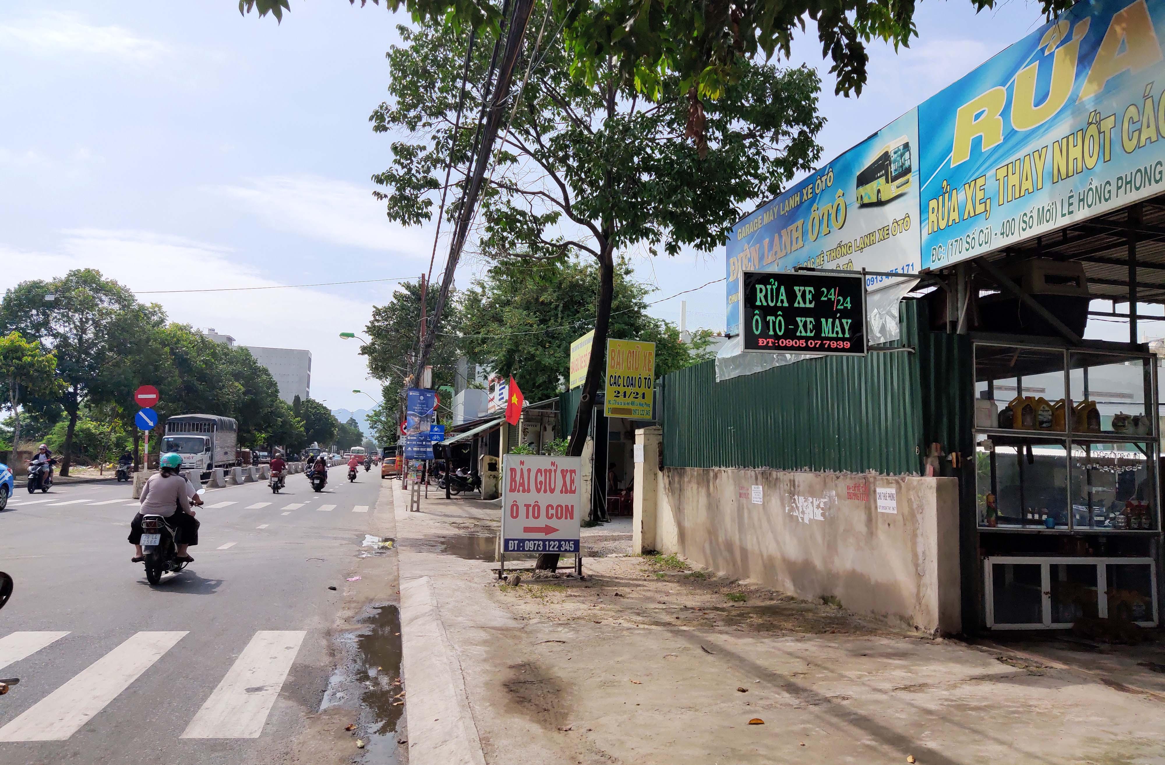 Nha Trang: Khu đất rộng 5.569m2 trên đường Lê Hồng Phong sẽ được đấu giá để xây dựng bãi đỗ xe - Ảnh 9.