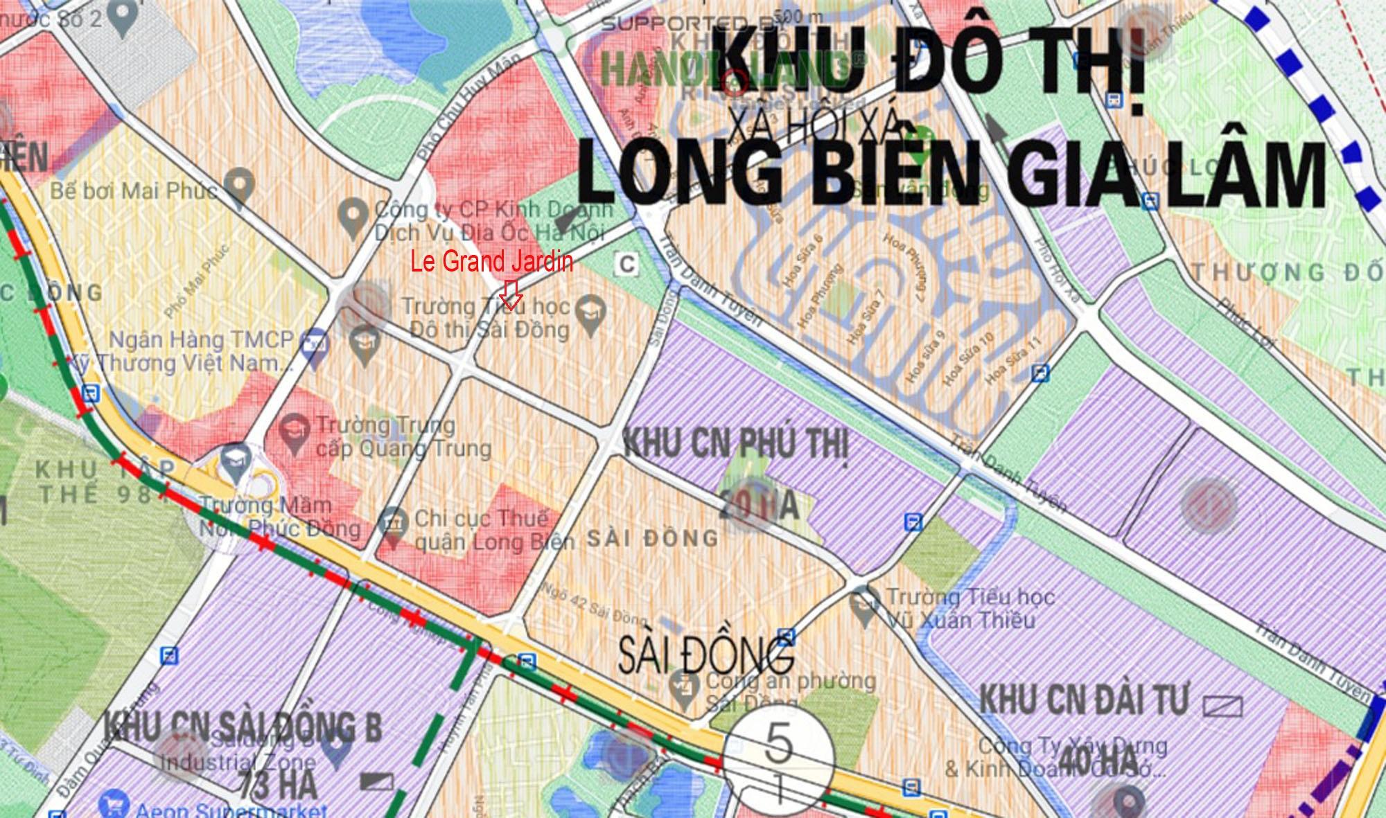 Dự án Le Grand Jardin đang mở bán: Nằm gần hai tuyến metro, giá 26 - 29 triệu đồng/m2 - Ảnh 20.