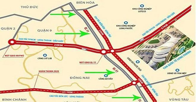 Cao tốc Biên Hòa - Vũng Tàu hơn 19.000 tỉ đồng dự kiến triển khai vào quí I/2023 - Ảnh 1.