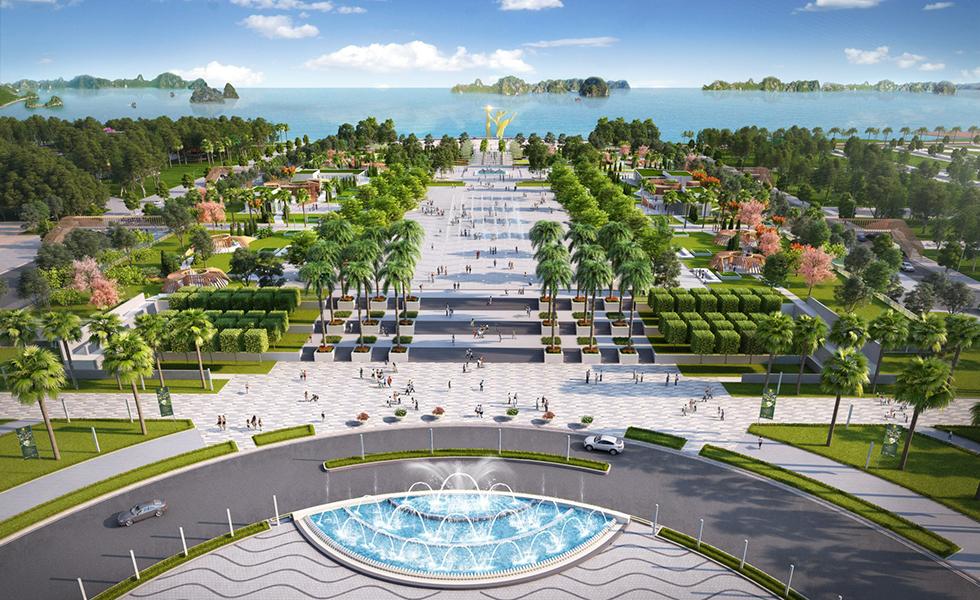 Thanh Hóa khởi công dự án du lịch trên 1 tỉ USD - Ảnh 1.