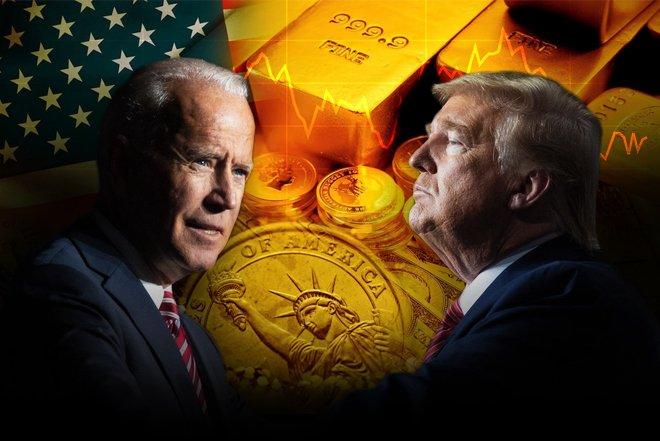 4 kịch bản bầu cử tổng thống Mỹ và tác động đến giá vàng - Ảnh 1.