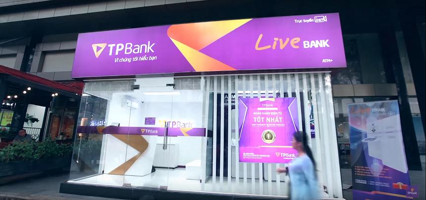 TPBank chốt phương án tăng vốn điều lệ lên 10.717 tỉ đồng - Ảnh 1.