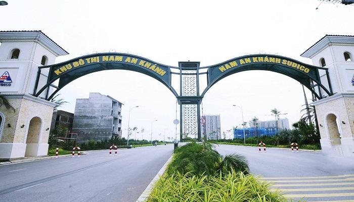 Sudico chuẩn bị rót thêm vốn cho dự án Nam An Khánh - Ảnh 1.