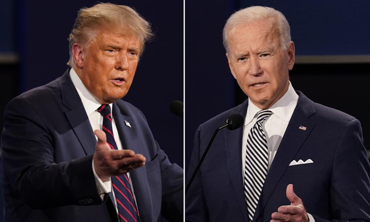 Vì sao bầu cử Mỹ 2020 lại biến thành cuộc đua của hai 'ông già'? - Ảnh 1.
