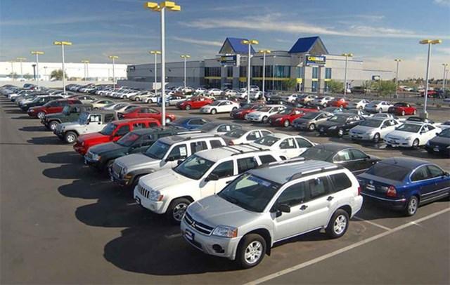 Lượng ô tô nhập khẩu trong tháng 10/2020 tăng đáng kể so với ba tháng liền kề - Ảnh 1.