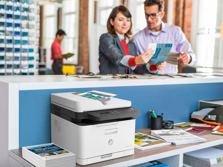 Xu hướng chọn máy in màu laser: Đủ tính năng, giá phải chăng - Ảnh 1.