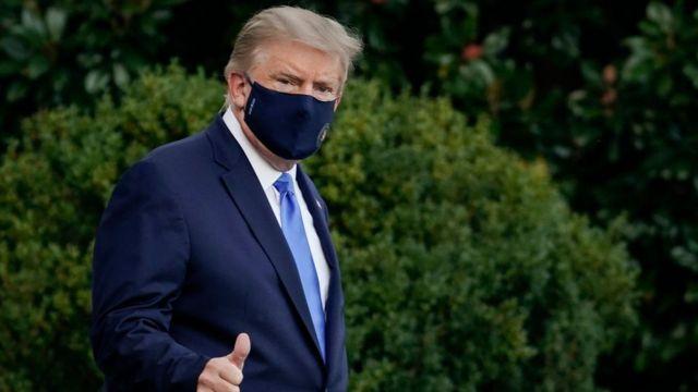 Giới đầu tư và giới tài chính rốt ráo chuẩn bị cho kịch bản Donald Trump thất cử sau khi ông nhiễm nCoV - Ảnh 1.