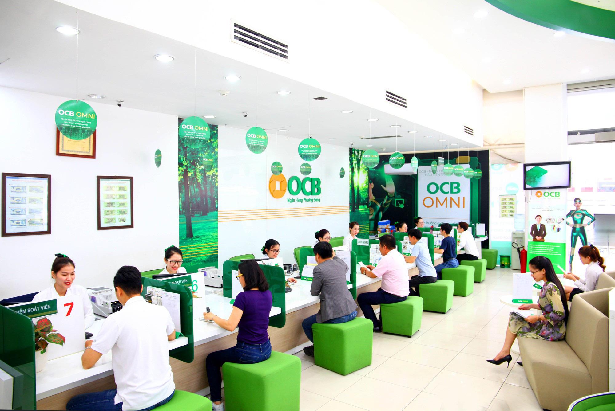 Ngân hàng Phương Đông khẳng định không liên quan tới Tập đoàn tài chính OCB - Ảnh 1.