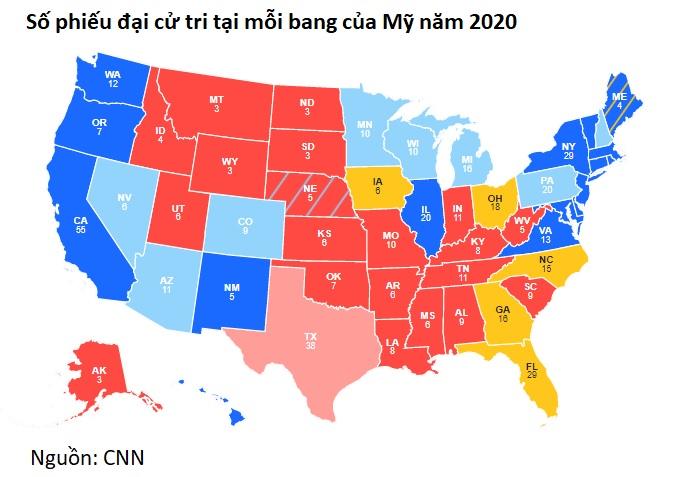 Muôn vàn lí do khiến hàng trăm triệu cử tri Mỹ không đi bầu tổng thống - Ảnh 2.
