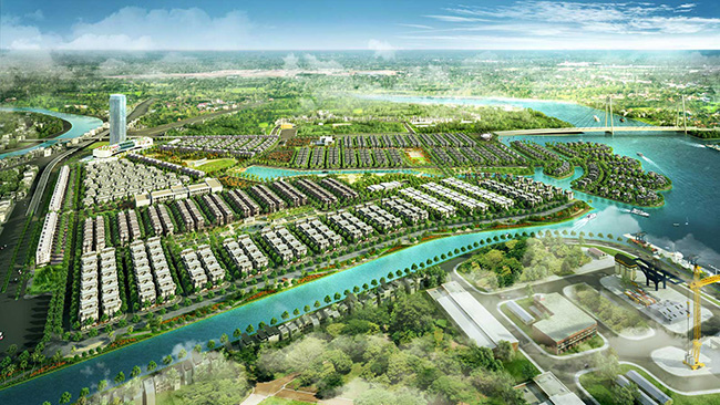 Siêu dự án nào vừa được bổ sung vào điều chỉnh qui hoạch sử dụng đất thị xã Quảng Yên? - Ảnh 1.