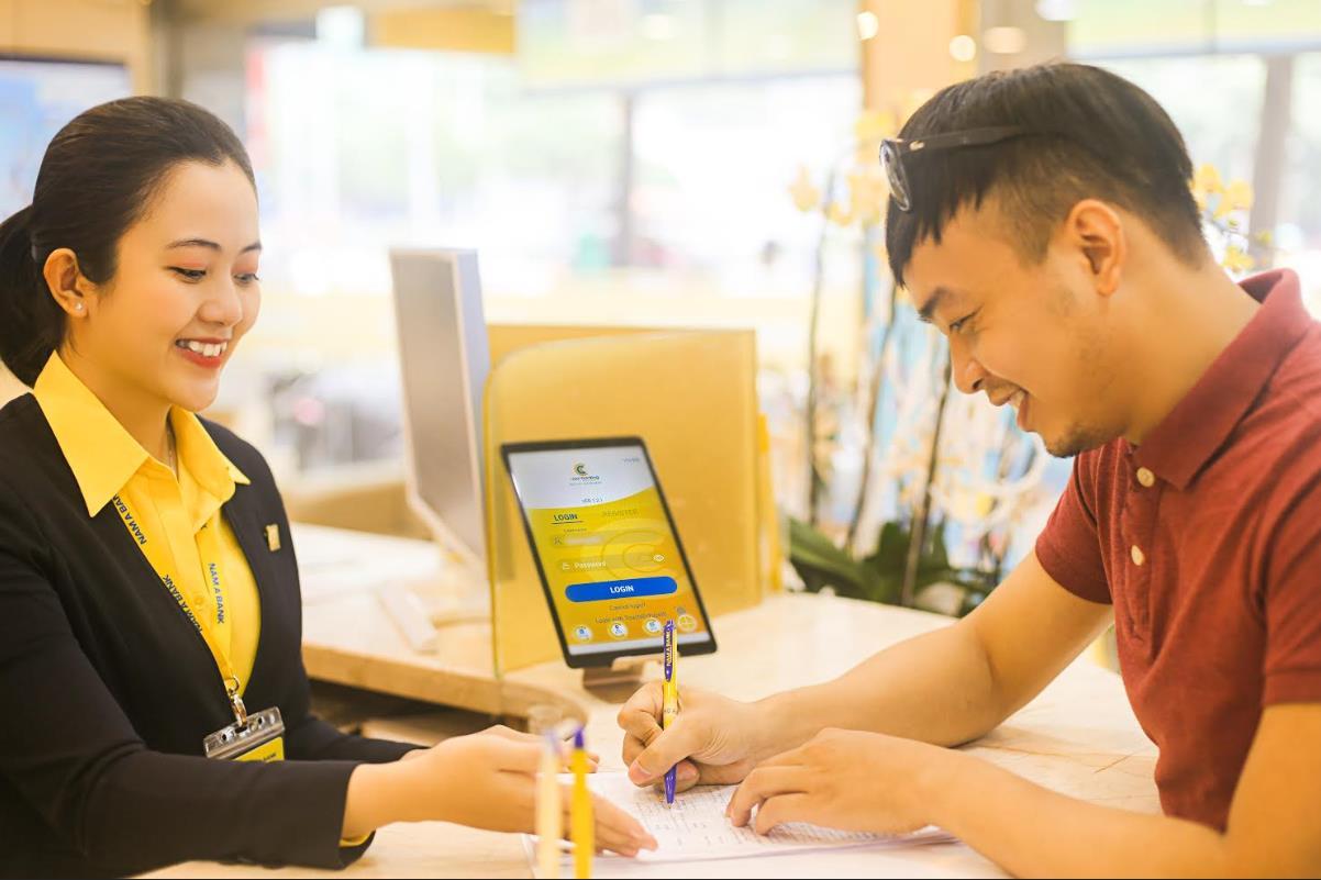 Lãi trước thuế quí III/2020 Nam A Bank tăng 42% so với cùng kì - Ảnh 1.